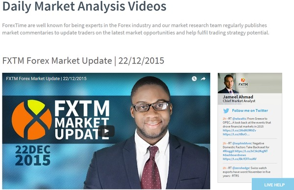 FXTM - additional features