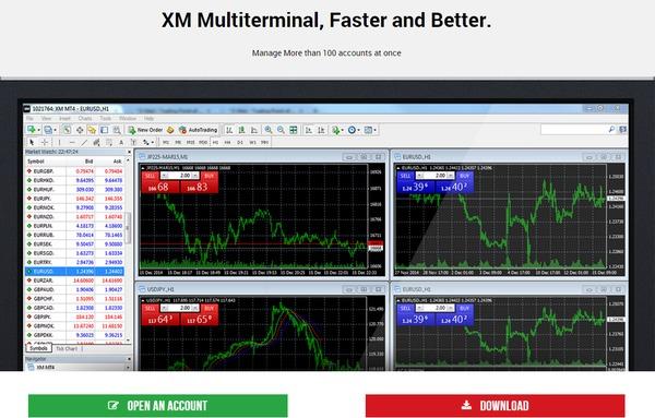 XM Forex Broker: Trading Platforms