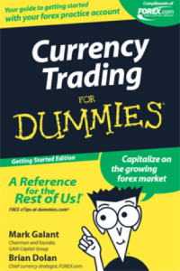 Mark Galant Currency Trading for Dummies