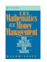 Ryan Jones Mathematics of Money Management