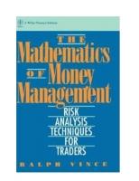 Ryan Jones Mathematics of Money Management