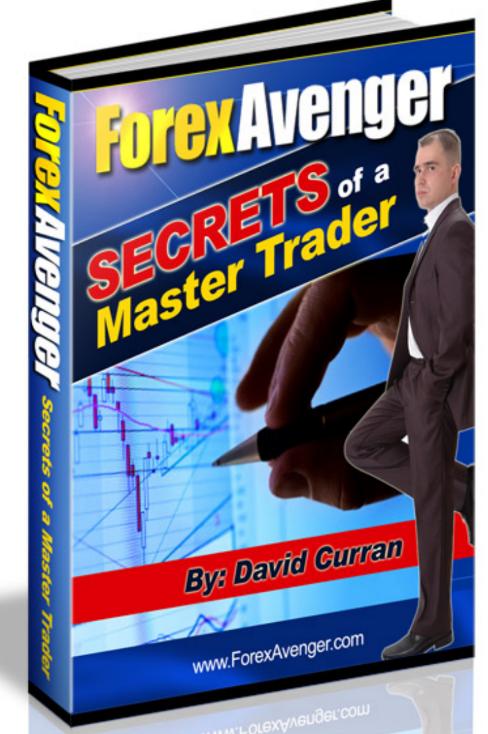 David Curran Forex Avenger