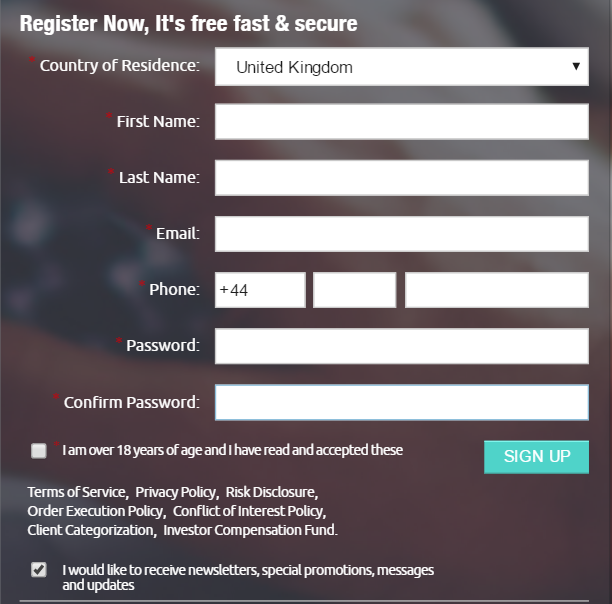 Should you register with ITRADER Forex broker? More in ITRADER review