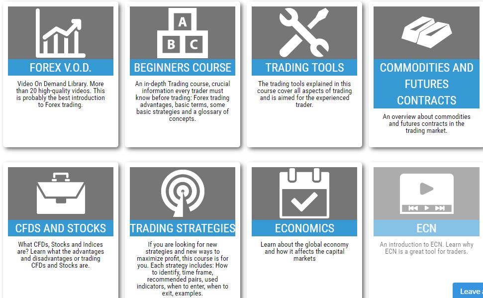 stocksforex education
