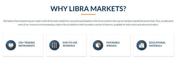 Entstehen Libra Markets Fees & Gebühren?