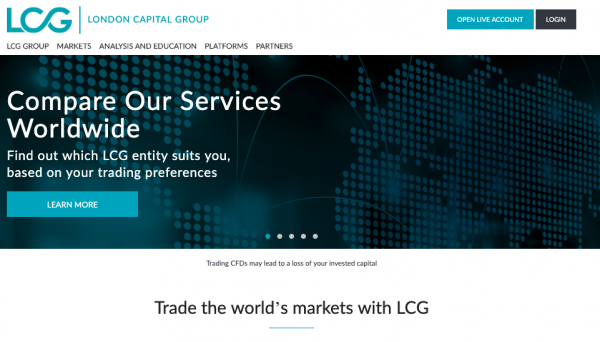 london capital group