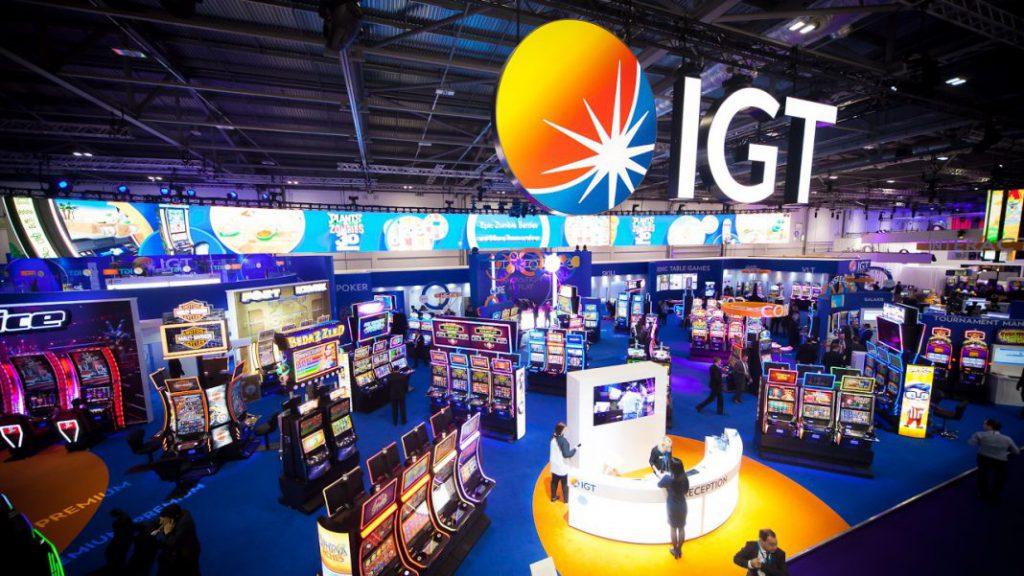 IGT stocks